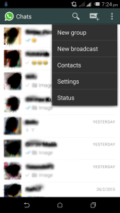 Send Message to Multiple Contacts on WhatsApp, tips and tricks, whatsapp tricks