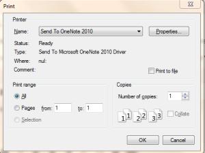 Save Webpage as PDF, Windows Tricks