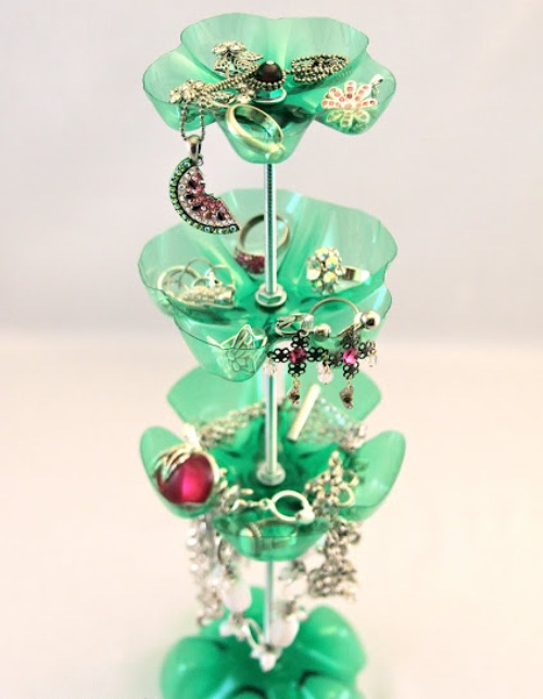 How to Make Jewellery stand