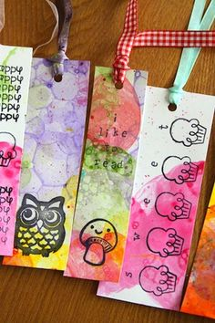Creative bookmarks best out of waste wiki how How to make a simple bookmark