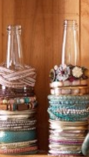 4 Ways to Make Creative Jewellery Holder