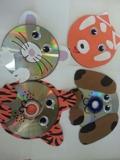 Cute Animals from Old CD