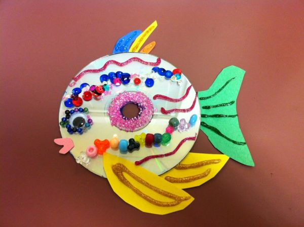 Fish Craft with CD