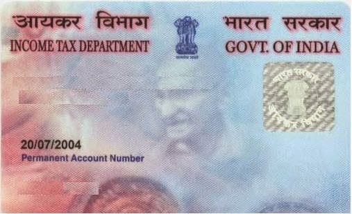 Apply Online for PAN Card | Application Form 49A, Documents Required