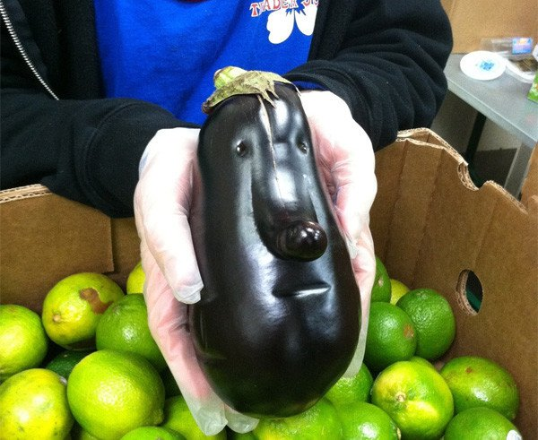 Best Funny Shaped Fruits & Vegetables That Nobody can believe