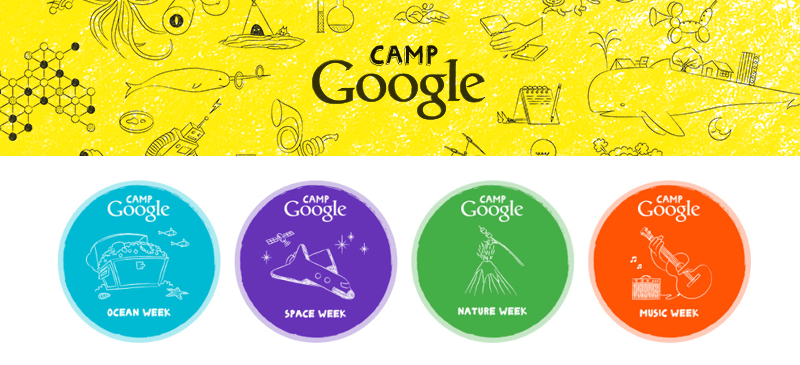 Online Children Camp From Google