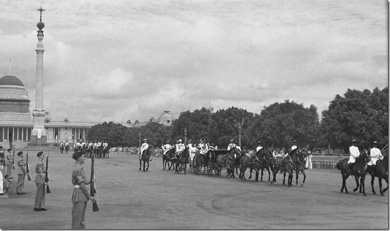 Rare Images of Independence of India on 15 August, 1947