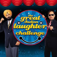 laughter challange, comedy shows
