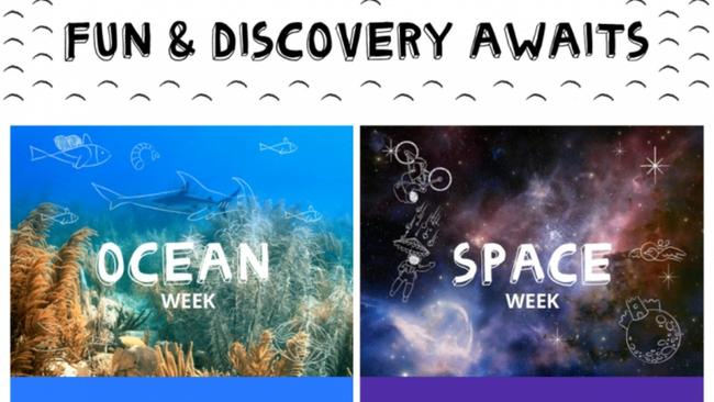 Online Camp for Students - Science and Adventure Camp