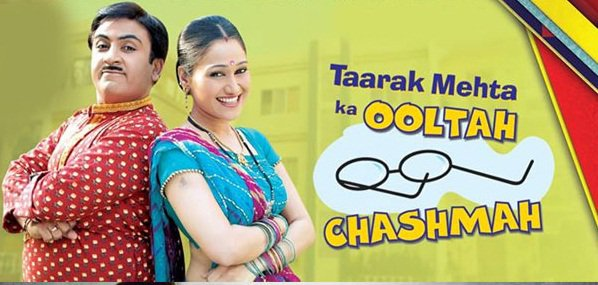 tarak mehta ka oolta chasmah, Top 10 SAB TV Shows of All Time