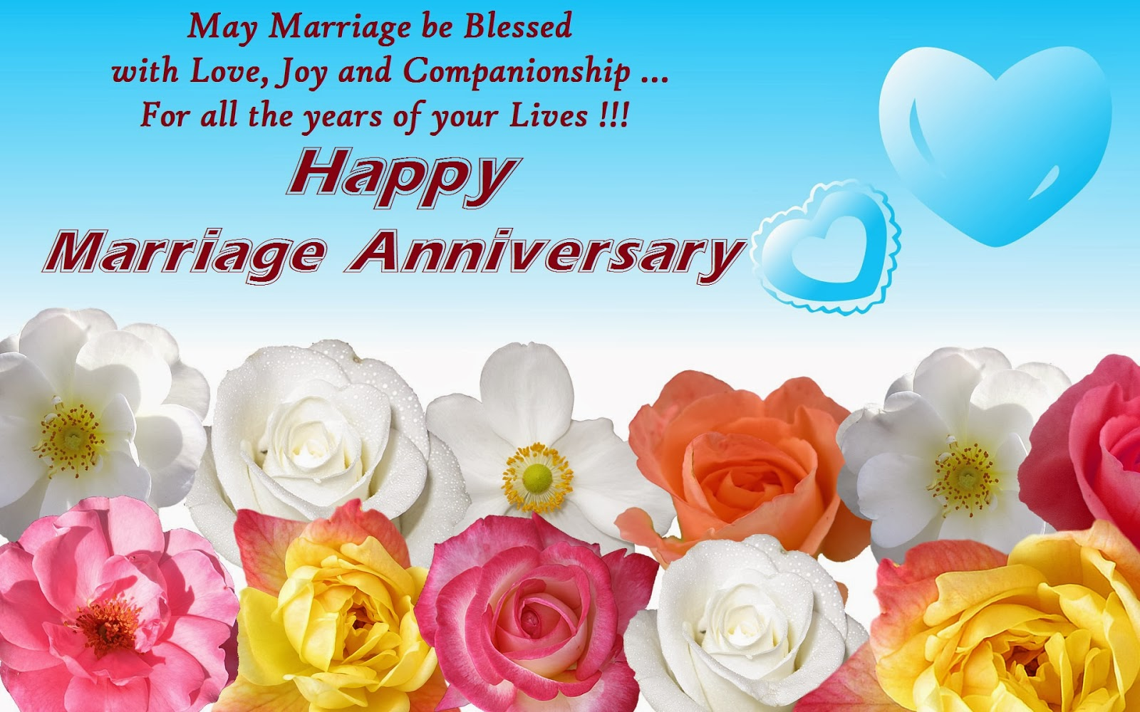 Best Happy Wedding Anniversary Wishes Images Messages