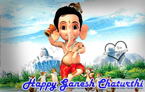 Happy Ganesh Chaturthi 2015 Messages, Photos, Whatsapp Status, Quotes, Videos