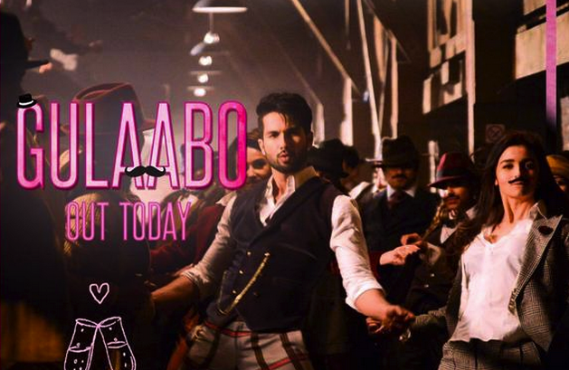 Gulaabo Song Lyrics | Shandaar Movie | Alia Bhatt & Shahid
