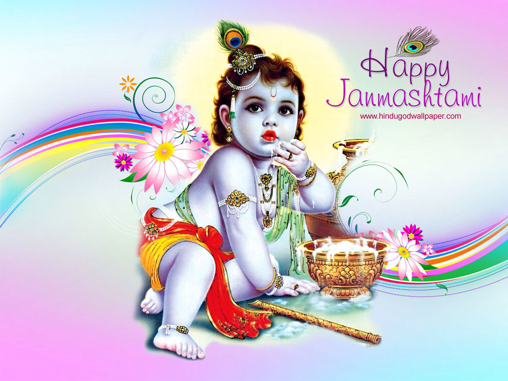 Happy Krishna Janmashtami Whatsapp Status, Happy Janmashtami Whatsapp Status