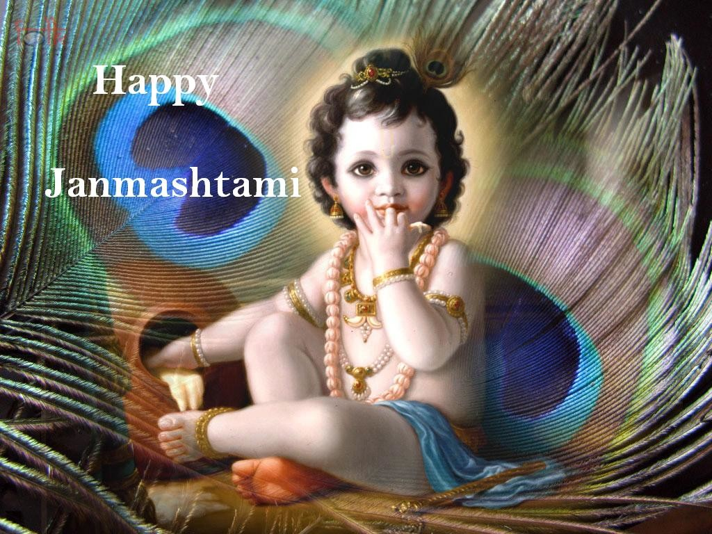 Happy Janmashtami Messages, Images, Status Quotes