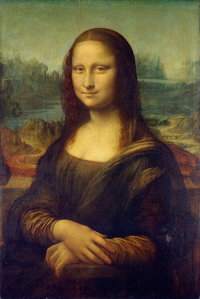 Mona_Lisa, Top 10 Paintings | World's Most Famous Paintings