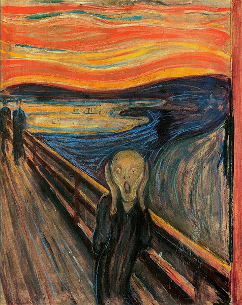 The_Scream, top 10 paintings