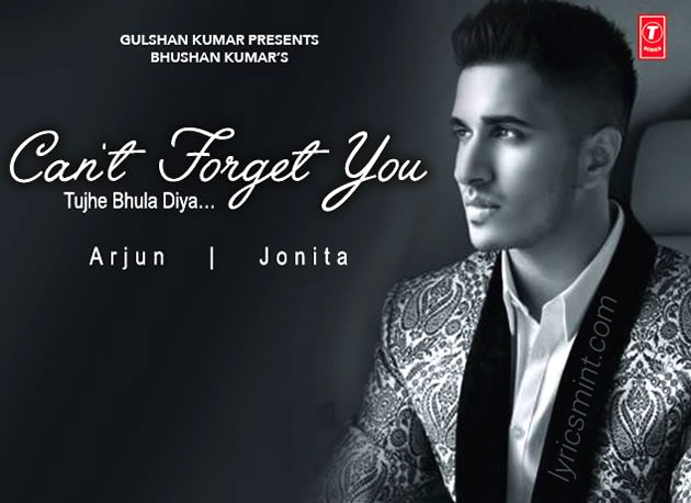 Can't Forget You (Tujhe Bhula Diya) Song Lyrics | Arjun