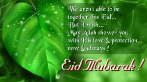 Best Eid Mubarak Sms/Messages