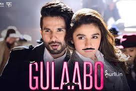 Gulaabo Song Video Shandaar Movie | Alia Bhatt & Shahid Kapoor