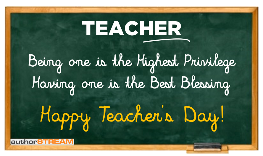 Happy Teacher Day Whatsapp Status