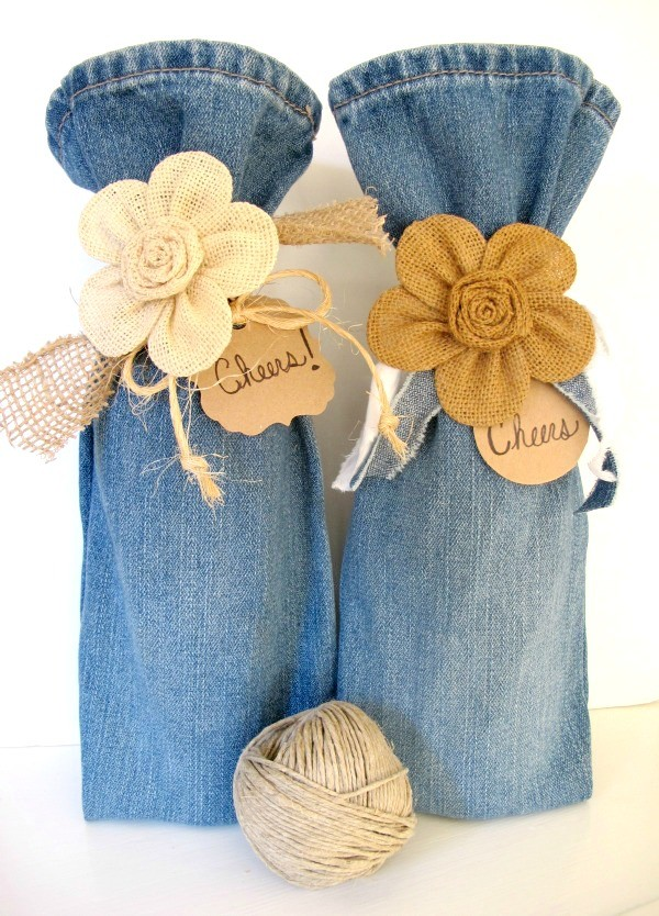 jeans gift wraps