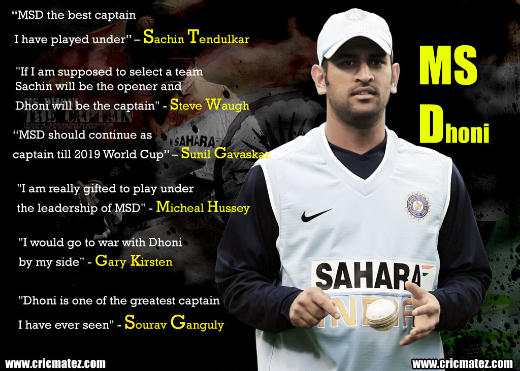 3 Best Videos On M. S. Dhoni Ever Created