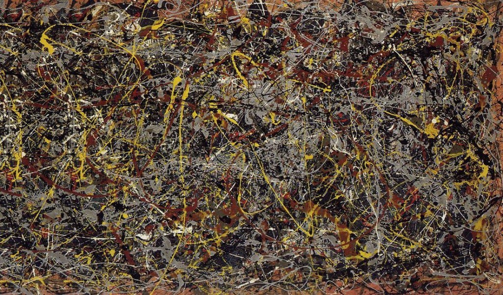 number-5, top 10 paintings