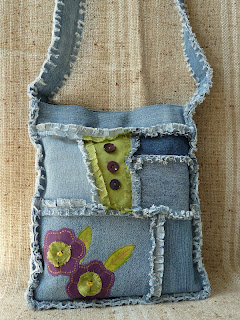 11 Ways To Use Old Denim Jeans Best Out Of Waste Wiki How