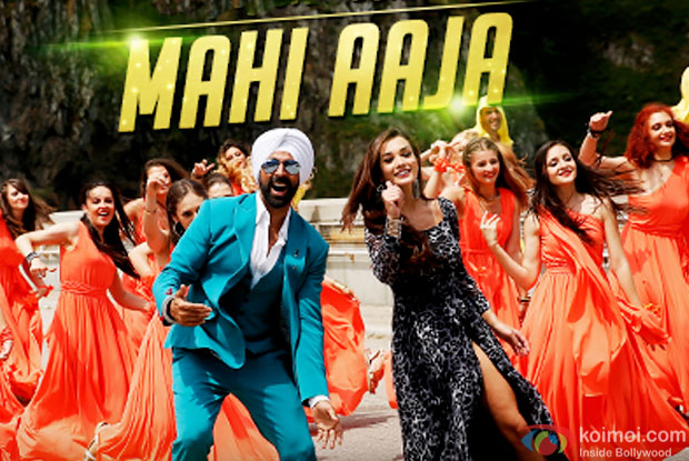 Mahi Aaja Lyrics - Singh Is Bliing | Akshay Kumar & Amy Jackson