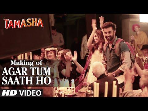 Agar Tum Saath Ho Song Lyrics and Video | Tamasha Movie Song | A. R. Rahman