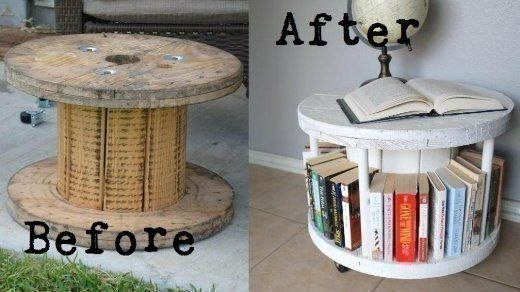 Creative Book Shelf Home Decor Ideas