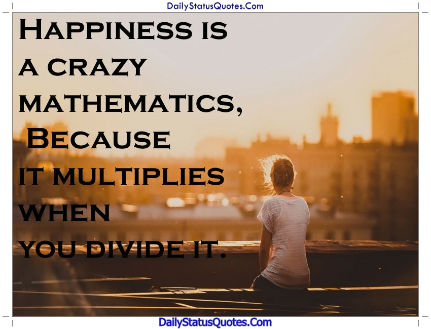 Happy Quotes Pictures, Images, Photos, Pics Status for Facebook & Whatsapp