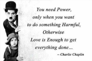 Role of Power in life Quote