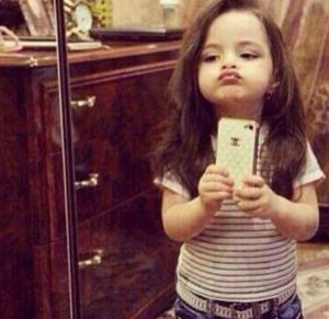 cute selfies ever