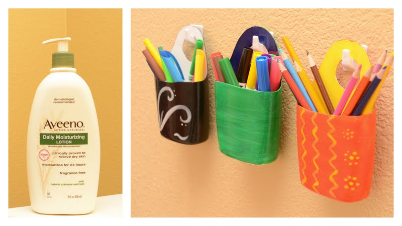 12 best shampoo bottle recycle ideas best out of waste for Waste material craft