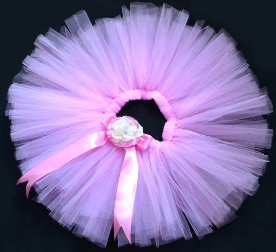 Make Tutu Skirt In 5 Easy Steps | Easy and Beautiful