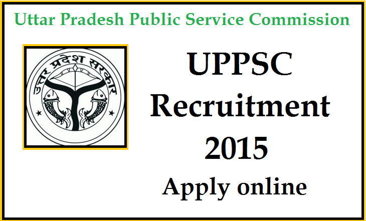 UPSSSC JE Vacancy User Instructions for Online Application | Official Notification 2015