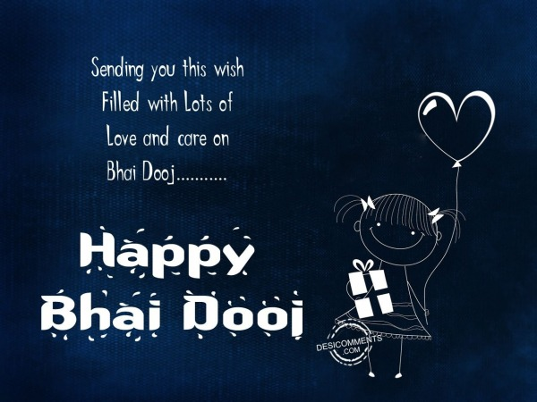 Bhaiya Dooj Messages, Images, Whatsapp Status Quotes