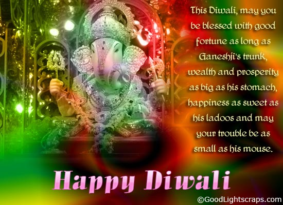 Best Happy Diwali 2016 Messages