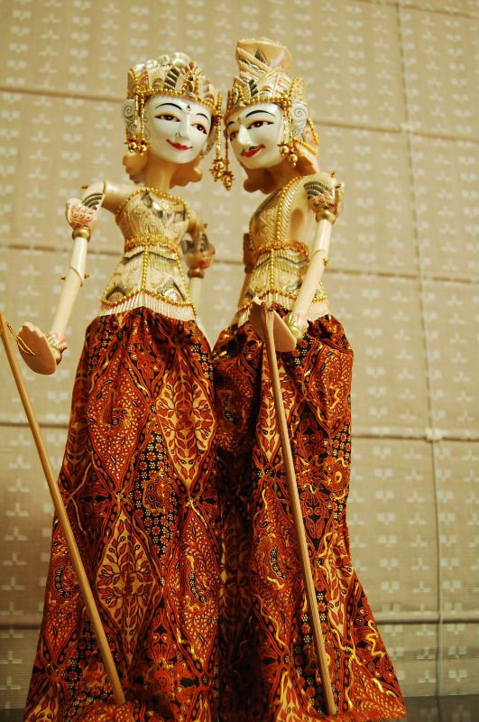 ram and sita doll