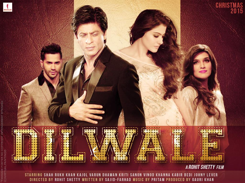 Dilwale Review and Rating Dilwale Box Office Collection Shah Rukh Khan