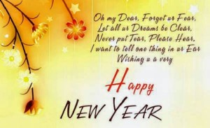 Best Happy New Year 2016 Sms/Messages