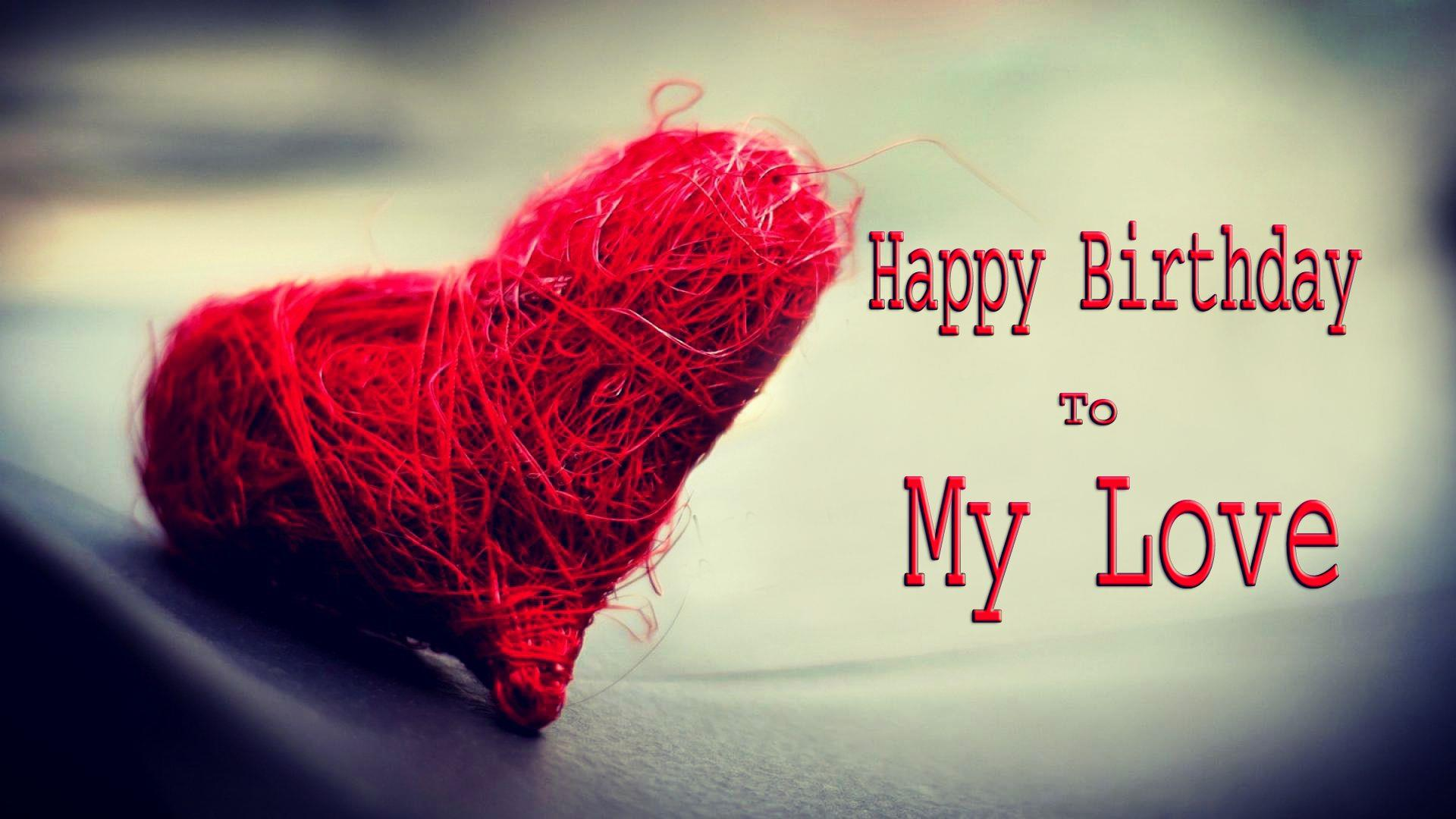 Lovely Happy Birthday Messages Hindi SMS Wishes, Shayaries for GF BF