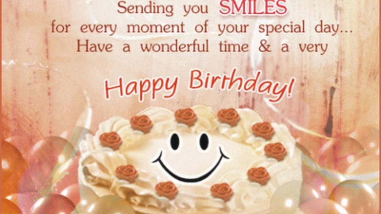 Top 100 Happy Birthday SMS Messages Wishes Quotes