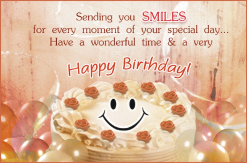 100 Best Latest Happy Birthday Sms Wishes Quotes Text Messages