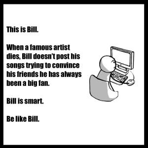 Be Like Bill jokes funny