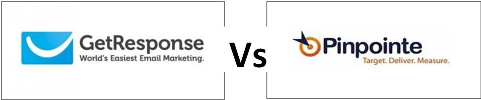 GetResponse Vs Pinpointe: Which one is best for your online marketing