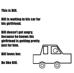 be like bill jokes