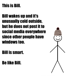 best of be like bill